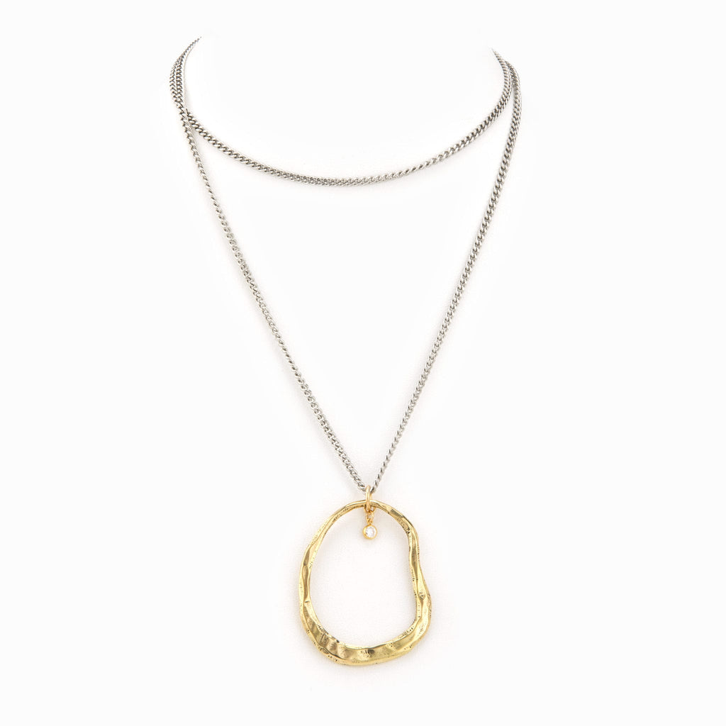 Circle Of Life Necklace Taylor & Tessier