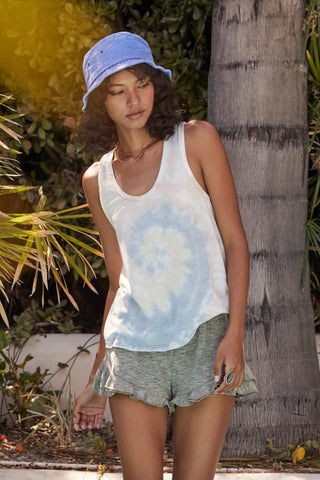 Why Not Tie-Dye Tank