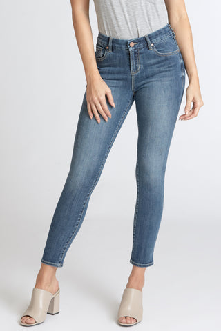Gisele Highrise Skinny Jeans in Brooklyn