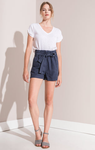 Hermosa Paper Bag Shorts