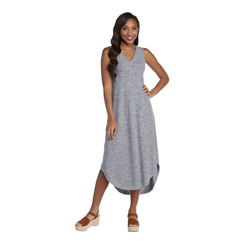 Nash Midi Dress, Blue