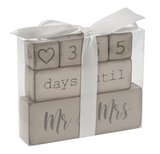 Marriage Countdown Calendar