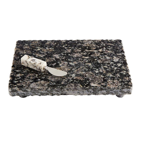Large Granite Board Set, Black