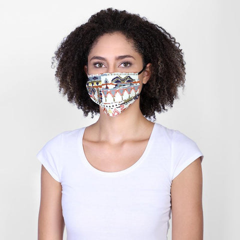 Reversible Face Mask - Multi