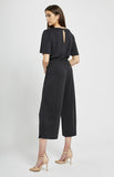 Gentle Fawn FRANKI JUMPSUIT In Carbon