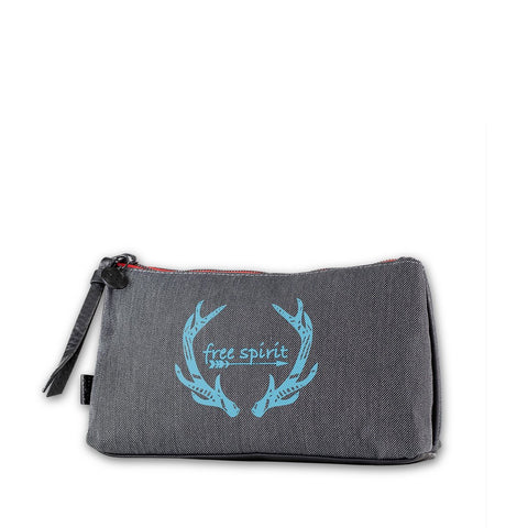 Pistil Designs All Mine Pouch In Antlers