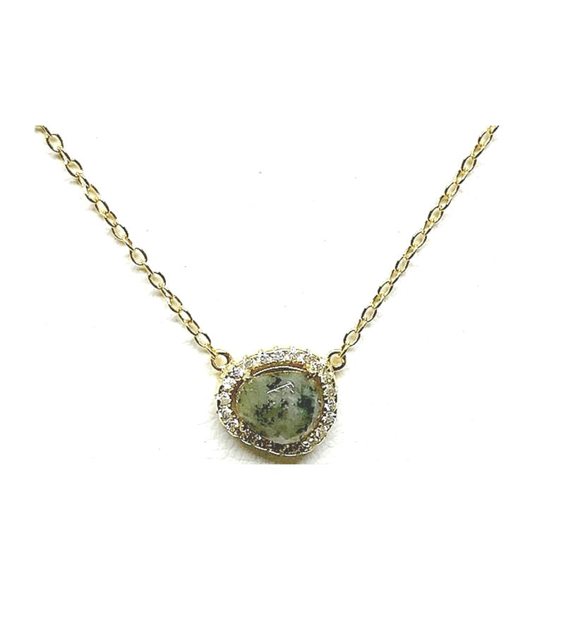 Vida Labradorite Necklace