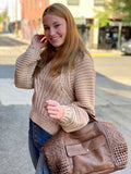 Free People Sweetheart Sweater, Neutral