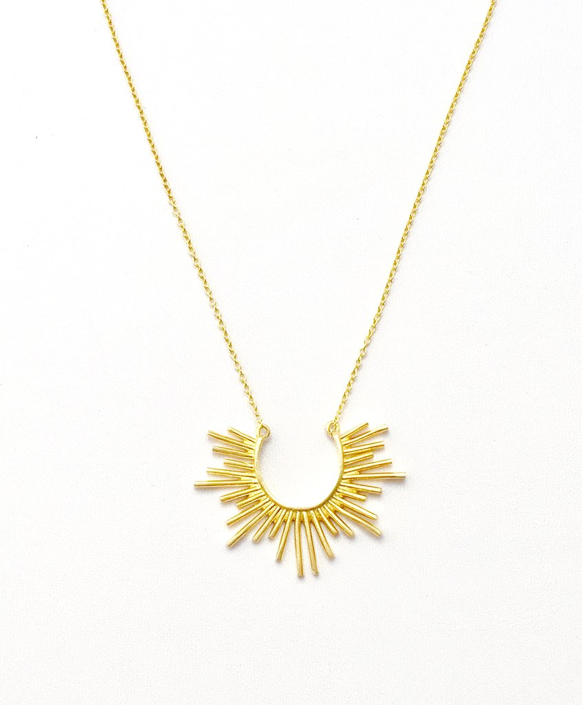 Stargaze Necklace, Gold