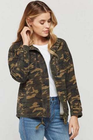 Johnson Camo Jacket