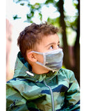 KIDS Reusable Face Mask, Camo