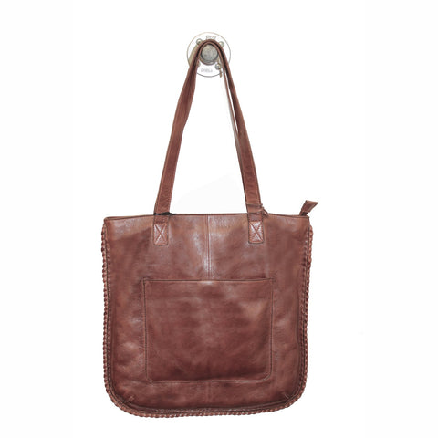 Lizzie Tote In Bown