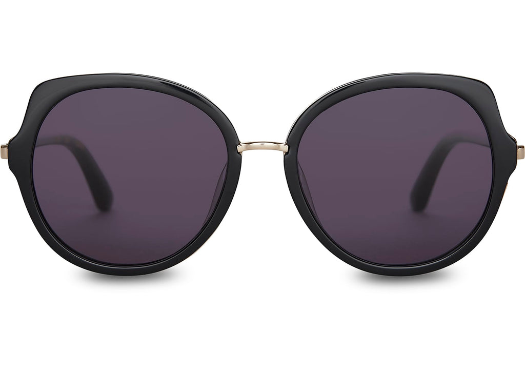 Lottie Sunglasses Toms Shiny Black