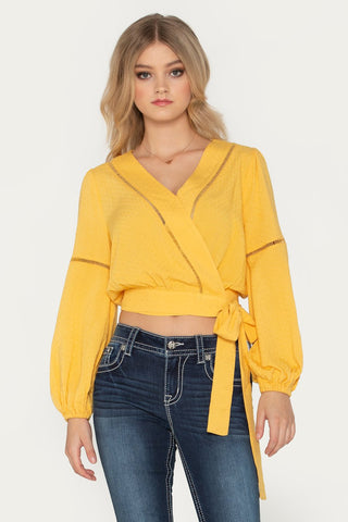 """Walking On Sunshine"" Top"