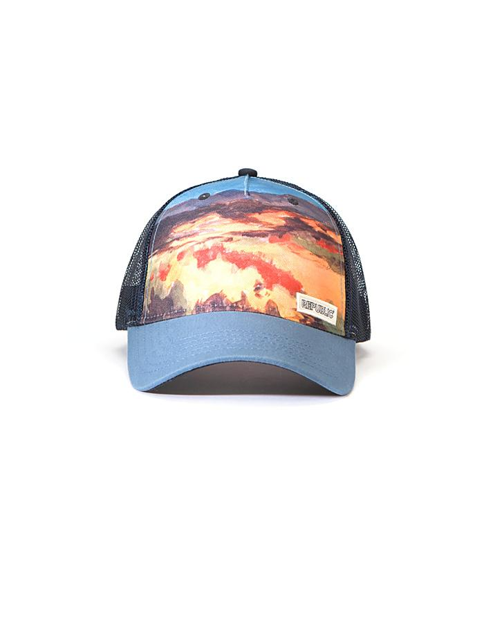 Republic Painted Horizons Trucker Hat