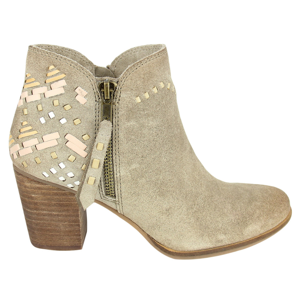 Lupina Bootie In Light Taupe