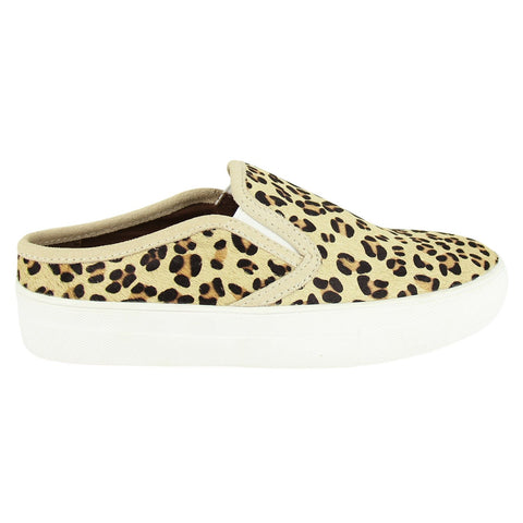 Naughty Monkey Venice Slip-On Sneaker In Leopard