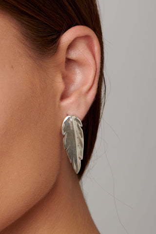 Feather Earrings uno de 50