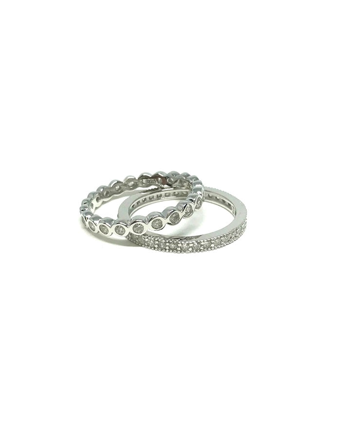 Athena Designs Ariana Stackable Ring Set