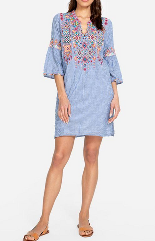Johnny Was 'Shankara' Tunic Dress