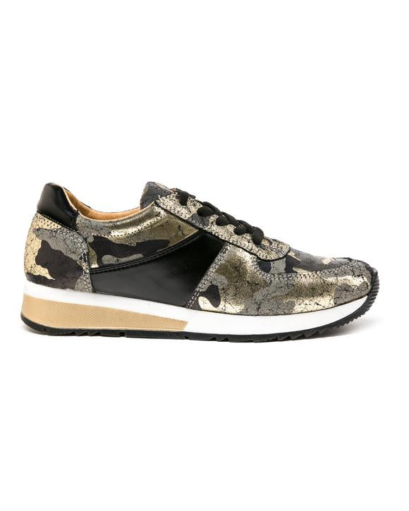 Holly Camo Sneaker