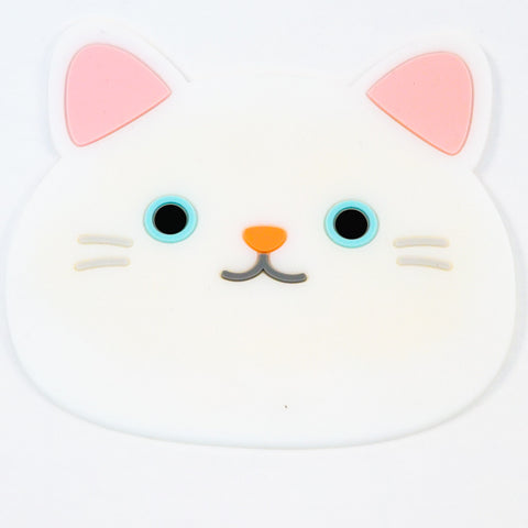 Coaster - White Cat