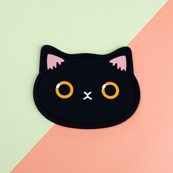 Coaster - Black Cat
