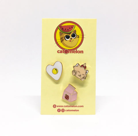Brunch Pin Set