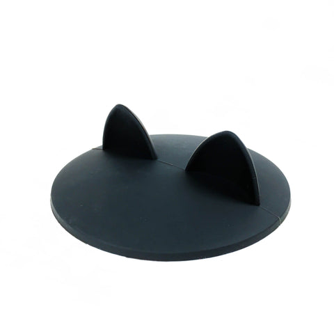 Cat Ears Cup Lid - Onyx
