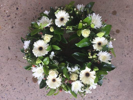 A Funeral Wreath