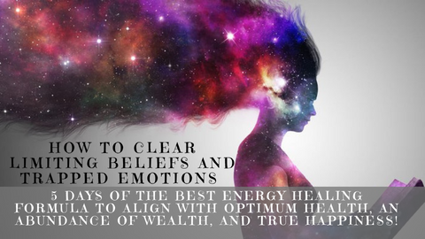 5 Days of Energy Clearing