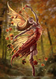 Autumn fairy_ by Anne Stokes