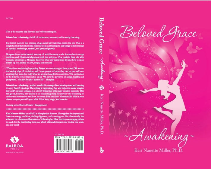 Beloved Grace~Awakening - AUTOGRAPHED COPY - ONLY HERE!