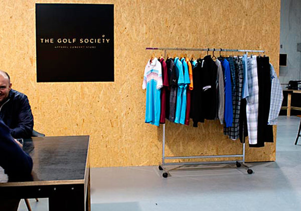 Get To Know - The Golf Society