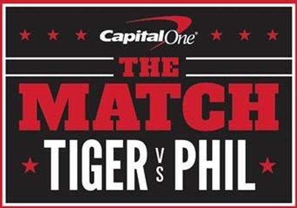 2018 The Match: Tiger vs. Phil Preview