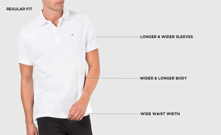 This fit has higher and smaller armholes  the sleeves are tighter and  shorter than regular fit golf shirts. The body of the shirt is slimmer with  ... 9708a5b4c