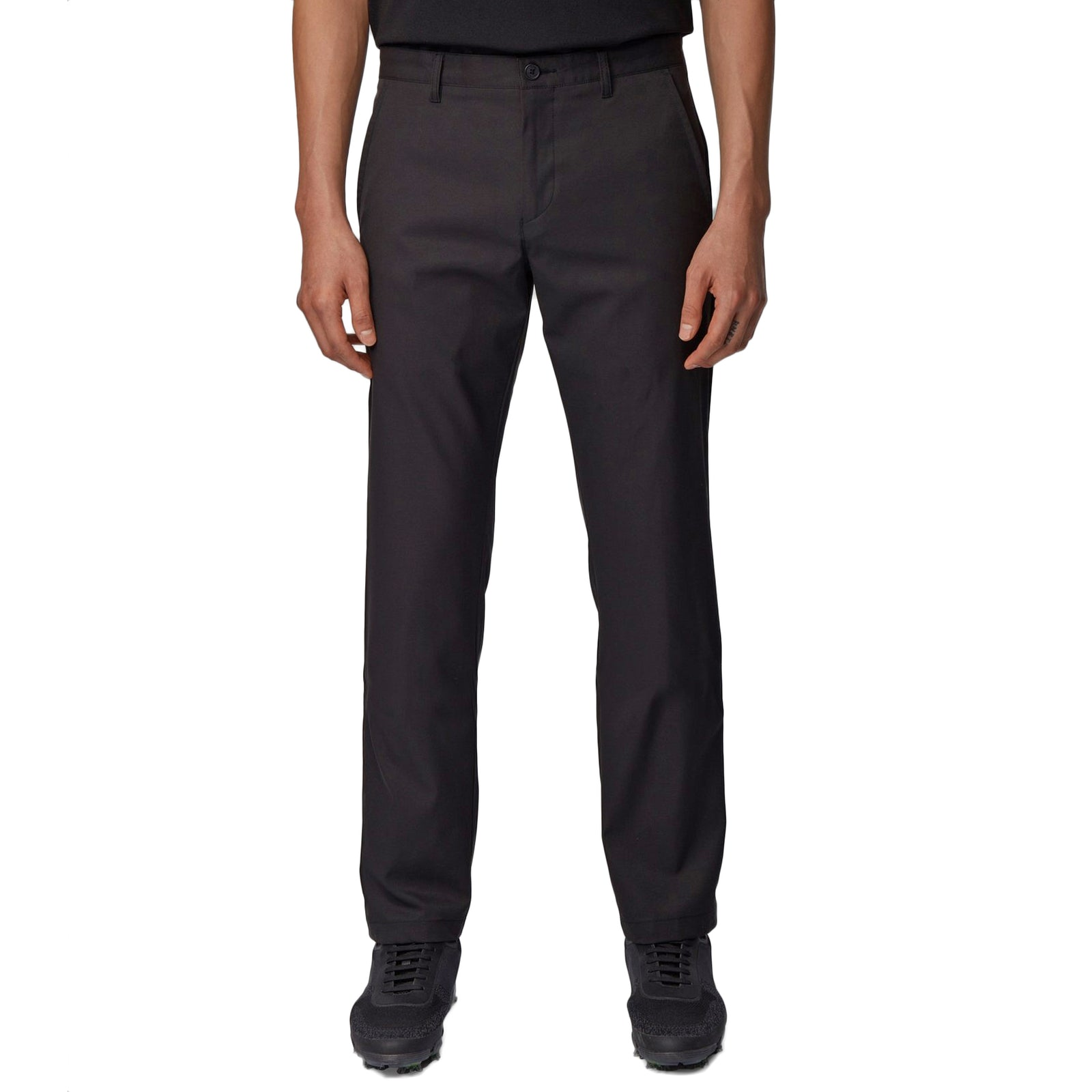 Hugo Boss Hakan 9-2 Golf Pants - Black