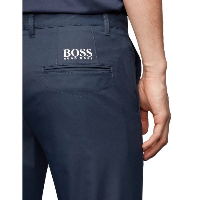 Hugo Boss Hakan 9-2 Golf Pants - Navy
