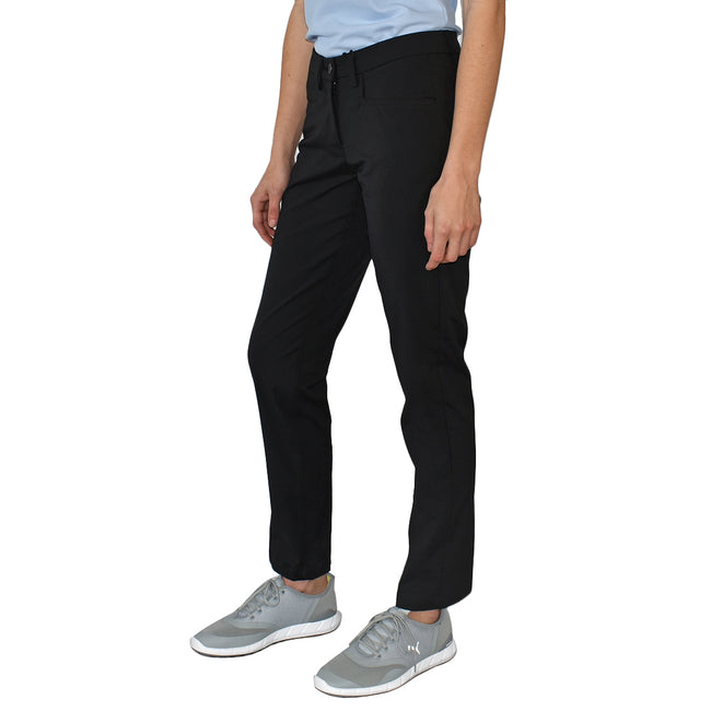 Abacus Women's Cleek Stretch Golf Pants - Black