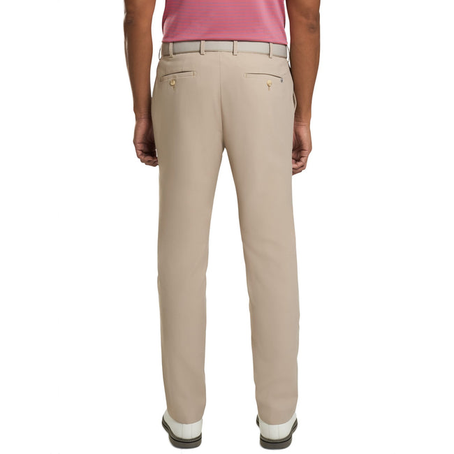 Peter Millar Durham Performance Pants - Khaki