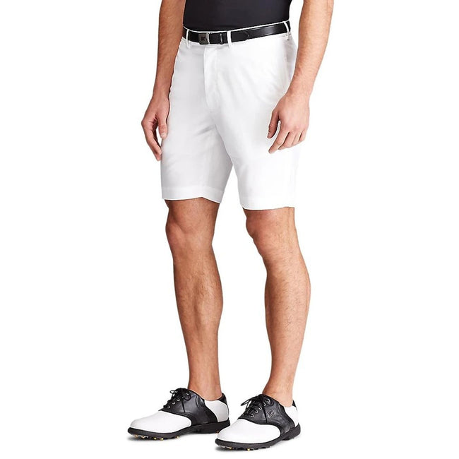 RLX Ralph Lauren Tailored Fit Golf Shorts - Pure White