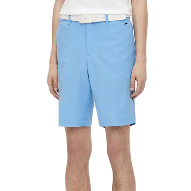J.Lindeberg Eloy Micro High Stretch Golf Shorts - Ocean Blue