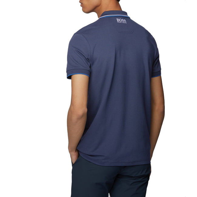 Hugo Boss Paddy Pro Golf Shirt - Navy