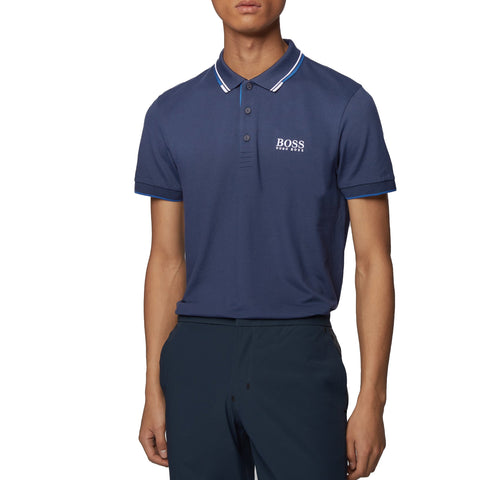 Hugo Boss Paddy Pro Golf Shirt - White