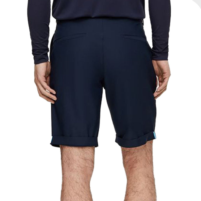 J.Lindeberg Eddy Tight FIt Golf Shorts - Navy