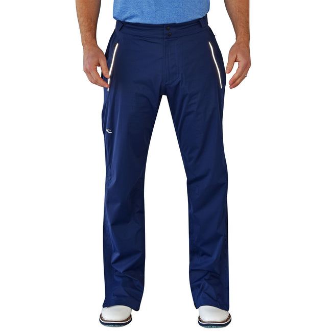 KJUS Gemini Waterproof Golf Pants - Atlanta Blue