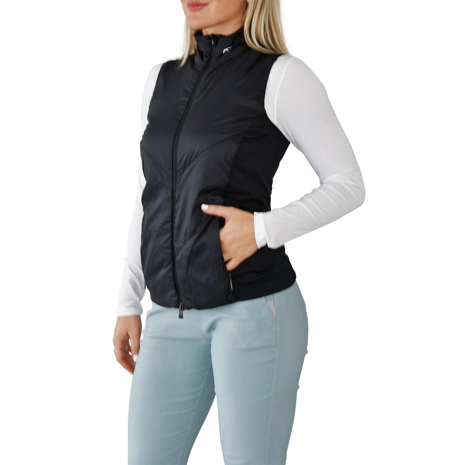 KJUS Women's Radiation Vest - Black