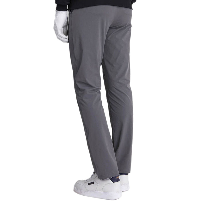Lyle & Scott Golf Tech Trousers - Rock Grey