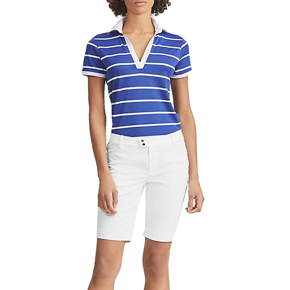 RLX Ralph Lauren Women's Par Shorts - Pure White
