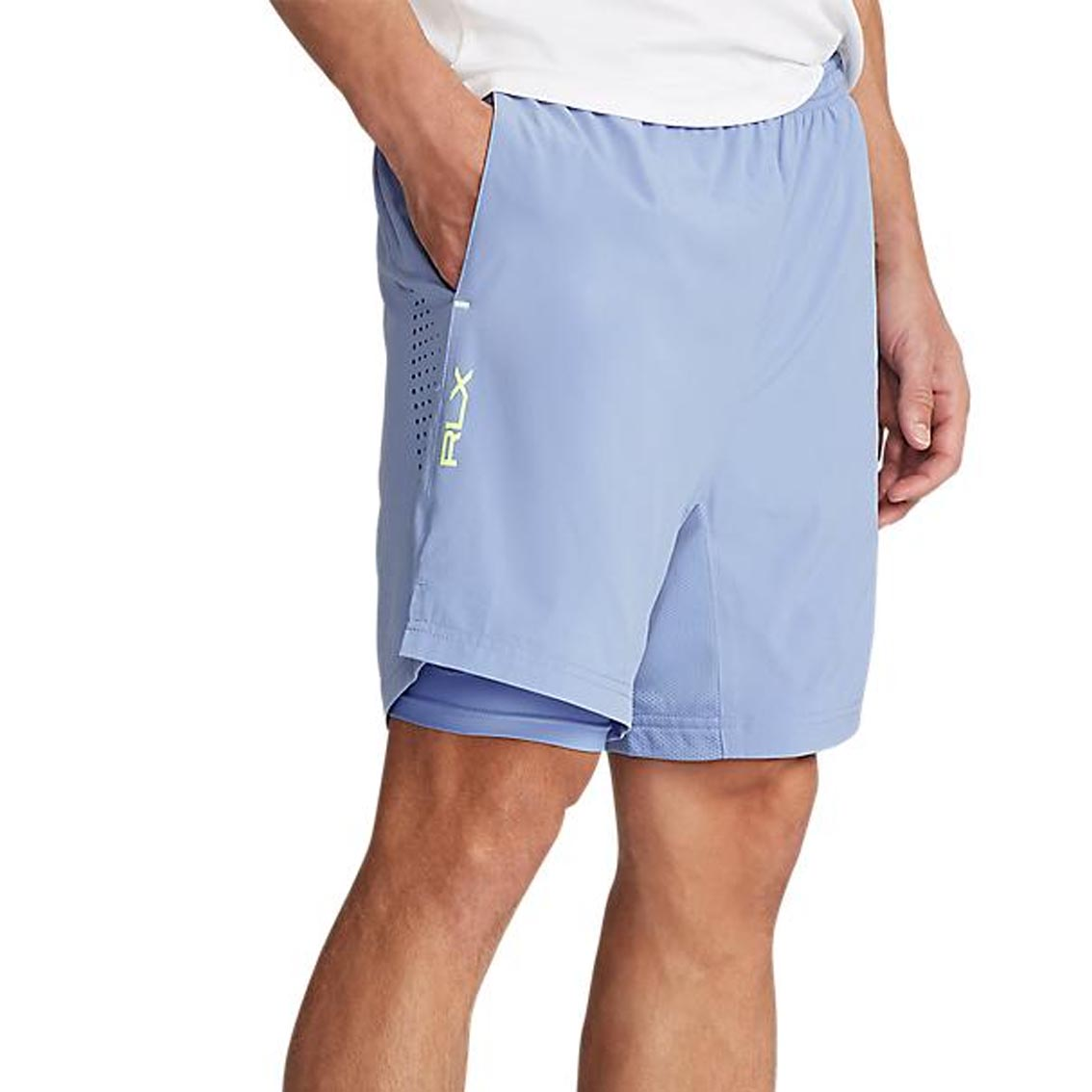 RLX Ralph Lauren Lux-Leisure Shorts - Fall Blue